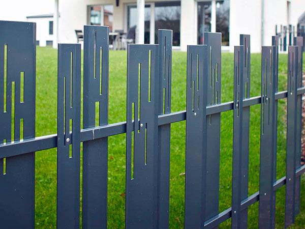 Recinzioni in ferro battuto per giardini latest recinzioni in